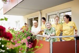 Deutsche Seniorenstift Gesellschaft