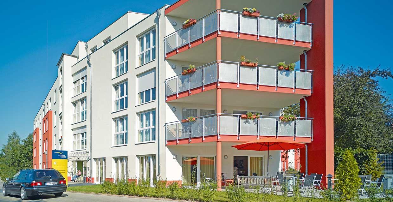 Pflegewohnstift Frankfurt