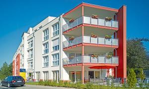 Pflegeheim in Frankfurt
