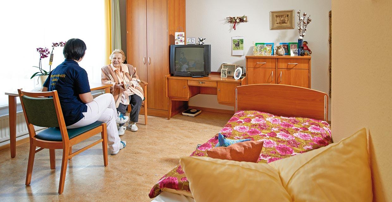 Pflegewohnstift Leipzig Gohlis