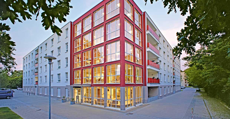 Pflegewohnstift Potsdam Waldstadt