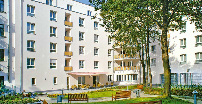 Pflegewohnstift Leipzig Am Thonberg