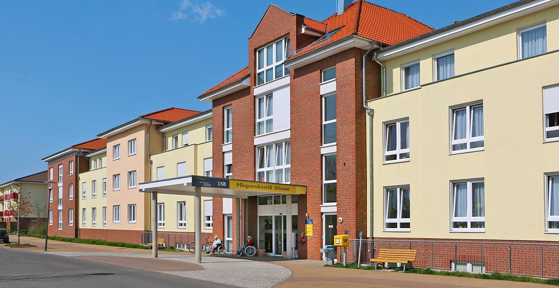 Service-Wohnen Hönow