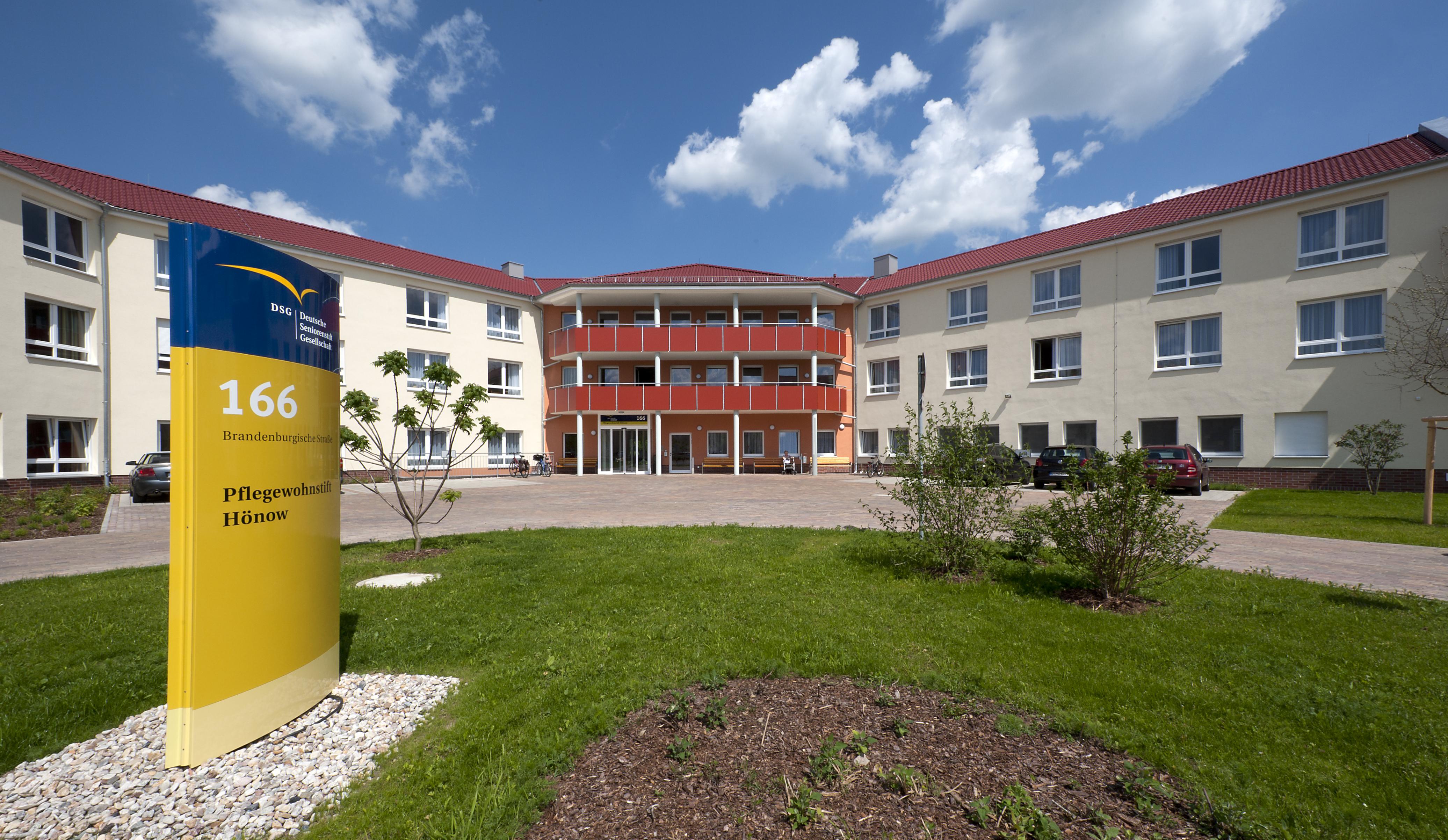 Erweiterungsbau Pflegewohnstift Hönow 166