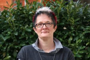 Die Einrichtungsleiterin des Pflegewohnstift City-Quartier in Potsdam