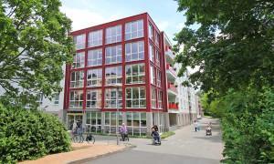 Pflegewohnstift Waldstadt