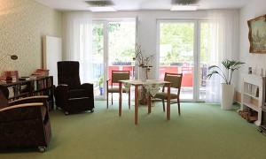 Seniorenheim-Potsdam-Pflegewohnstift-Waldstadt-Sitzecke