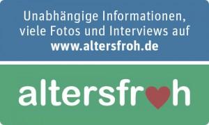 Altersfroh Banner Pflegewohnstift Babelsberg